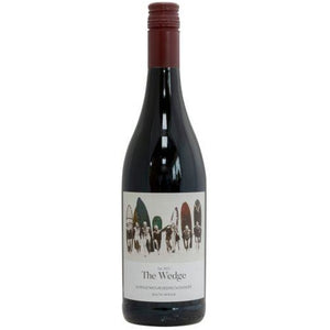 The Wedge, Shiraz / Mourvedre / Viogner, Rouge, 2018