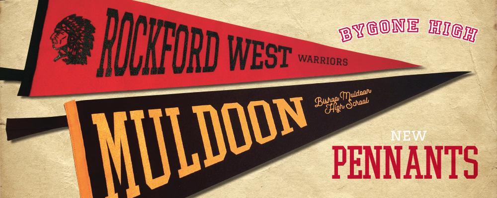 Bygone High Pennants