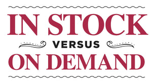In Stock vs On-Demand – what is the difference?