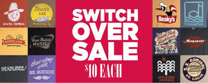 Switchover Sale