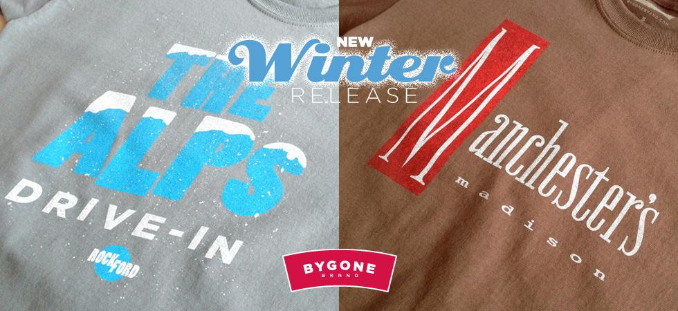 Winter Release T-shirts