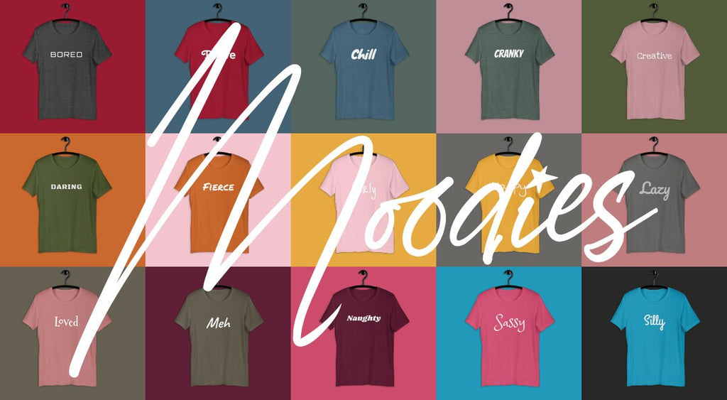 Moodies from Bygone Brand