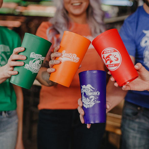 Rockford Bar Crawl Tumblers - Bygone Brand