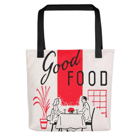 Good Food Tote Bag