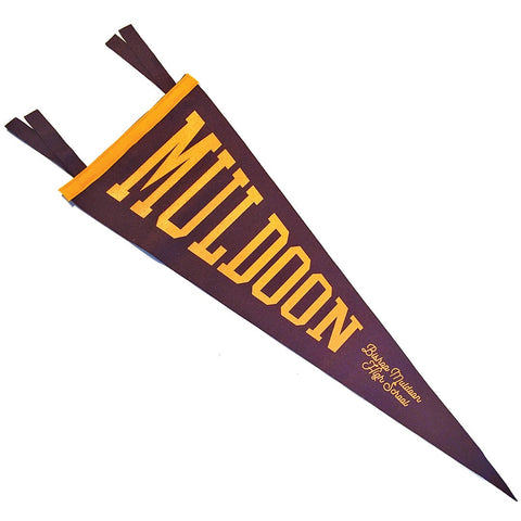 Muldoon High Pennant - Bygone Brand