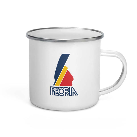 Peoria Indian Camper Mug