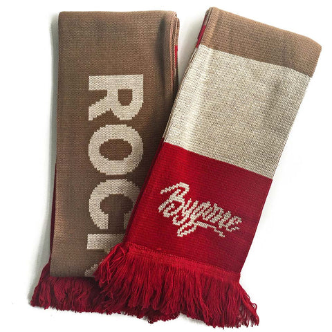 Rockford Sock Monkey Hat & Scarf