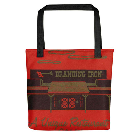 Branding Iron Tote Bag