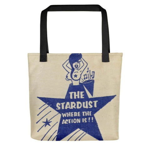 Stardust Lounge Tote Bag