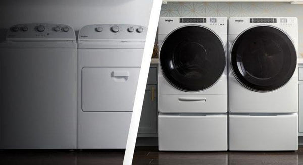 What to ask when comparing front load vs. top load washers