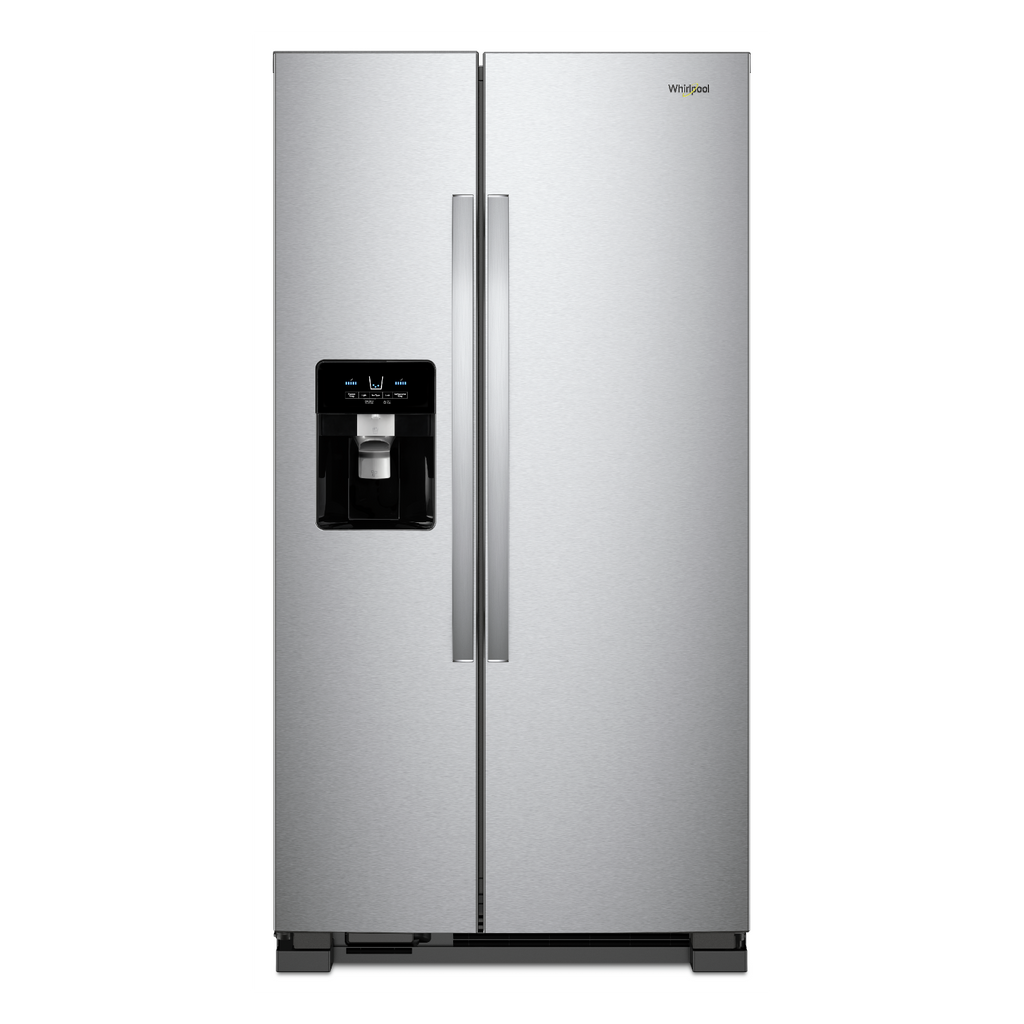 Whirlpool Side-by-Side Refrigerators