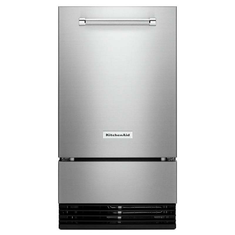 18'' Automatic Ice Maker with PrintShield™ Finish KUID508HPS
