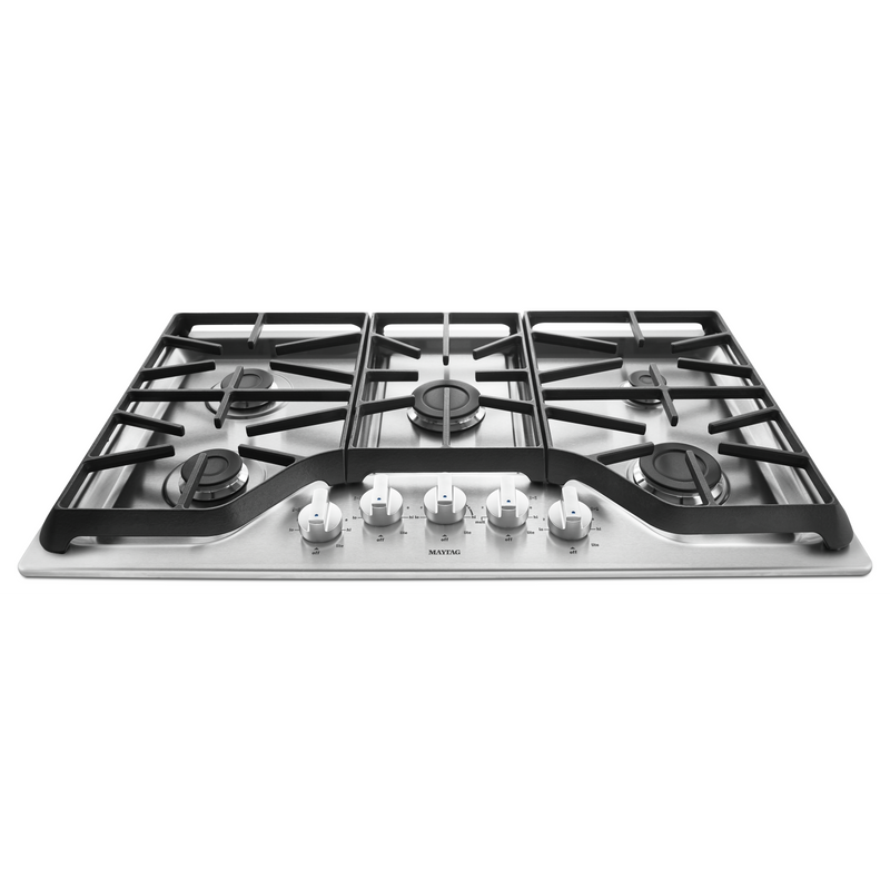 36-inch 5-burner Gas Cooktop with Power™ Burner MGC7536DS