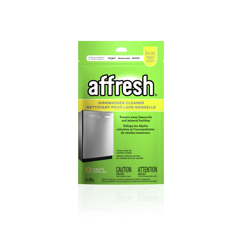 affresh® Dishwasher Cleaner - 3 count W10288149B