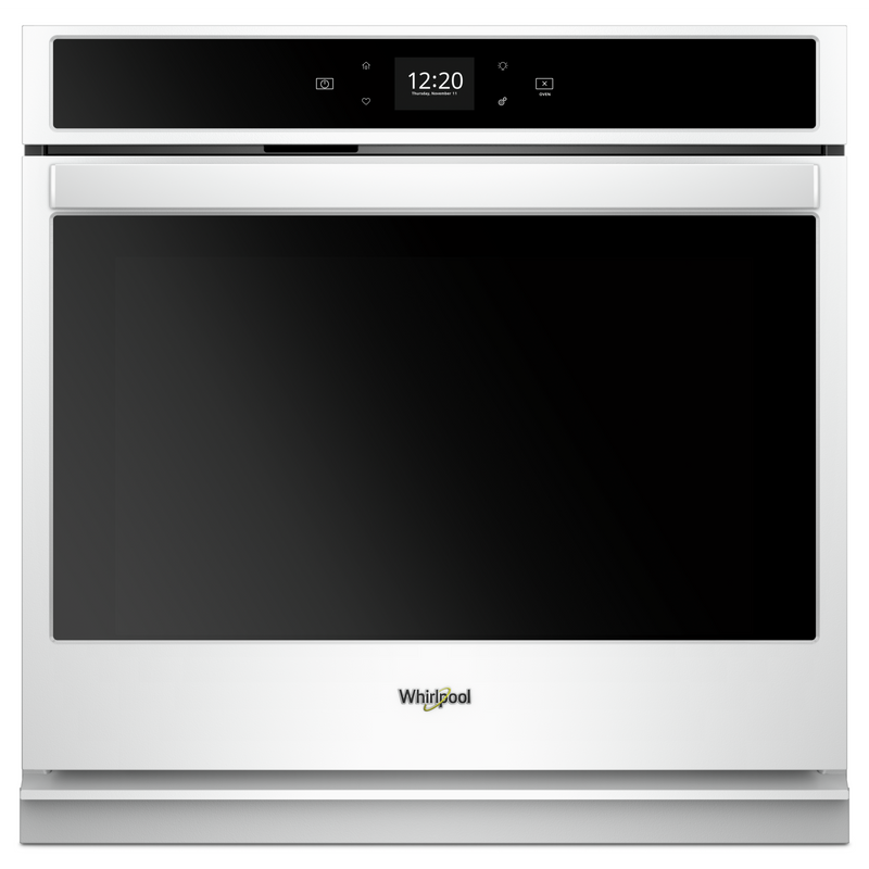4.3 cu. ft. Smart Single Wall Oven with Touchscreen WOS51EC7HS