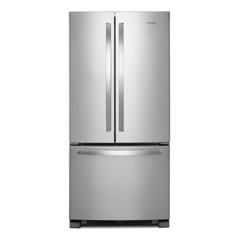 33-inch Wide French Door Refrigerator - 22 cu. ft. WRF532SMHW