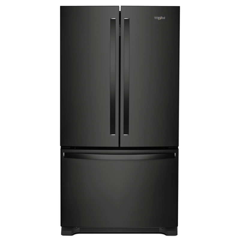36-inch Wide Counter Depth French Door Refrigerator - 20 cu. ft. WRF540CWHV