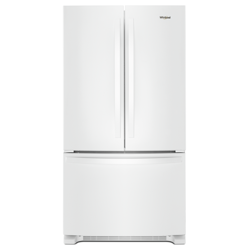 36-inch Wide Counter Depth French Door Refrigerator - 20 cu. ft. WRF540CWHW