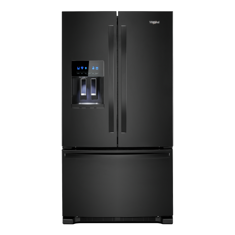 "36"" Freestanding French Door Refrigerator - 24.7 cu. ft. WRF555SDHW"
