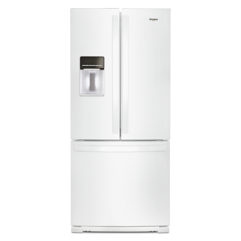30-inch Wide French Door Refrigerator - 20 cu. ft. WRF560SEHW