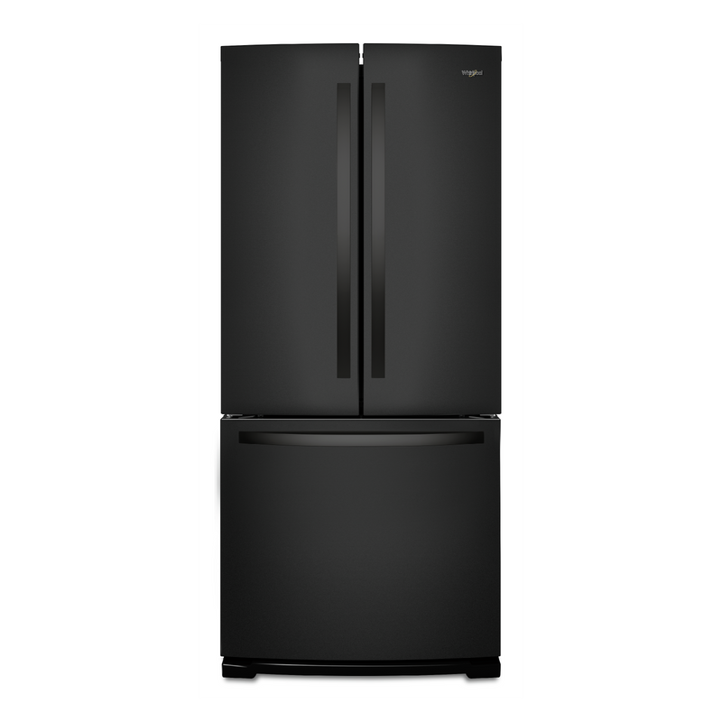 30-inch Wide French Door Refrigerator - 20 cu. ft. WRF560SFHB