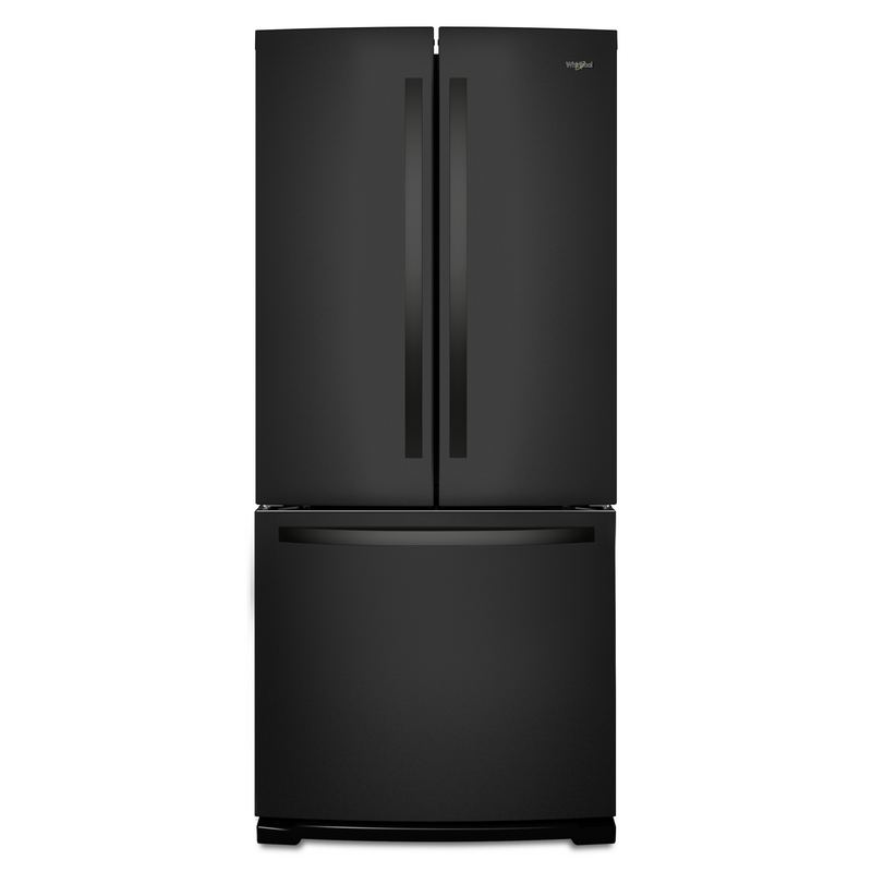 30-inch Wide French Door Refrigerator - 20 cu. ft. WRF560SMHW