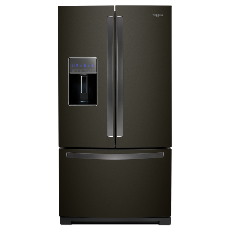36-inch Wide French Door Refrigerator - 27 cu. ft. WRF767SDHZ