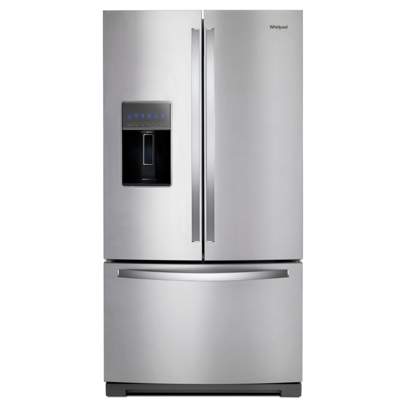 36-inch Wide French Door Refrigerator - 27 cu. ft. WRF767SDHV