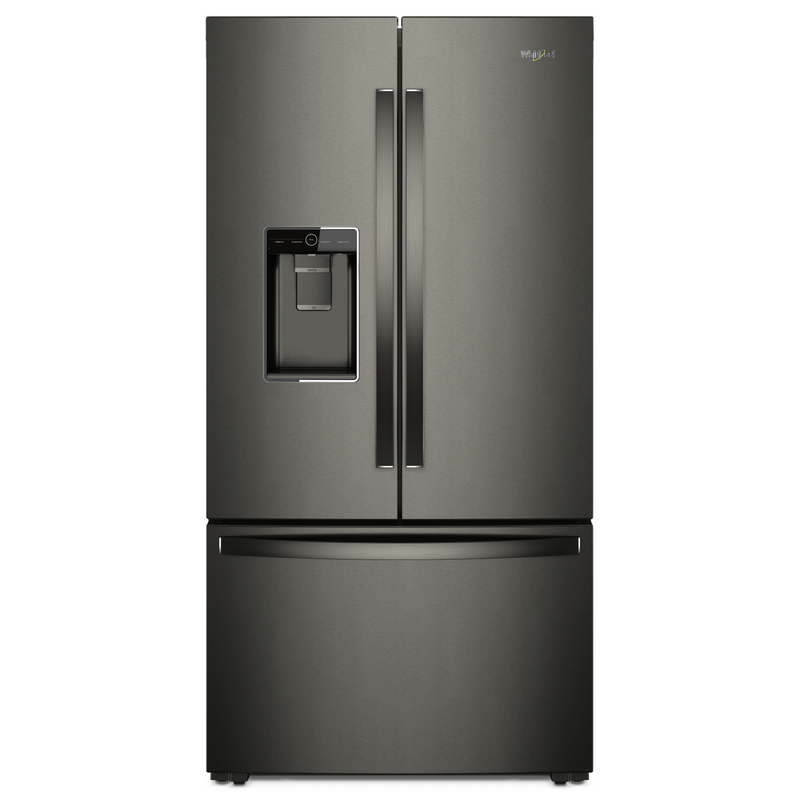 36-inch Wide Counter Depth French Door Refrigerator - 24 cu. ft. WRF954CIHZ