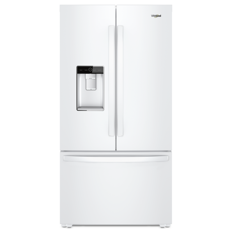 36-inch Wide Counter Depth French Door Refrigerator - 24 cu. ft. WRF954CIHB