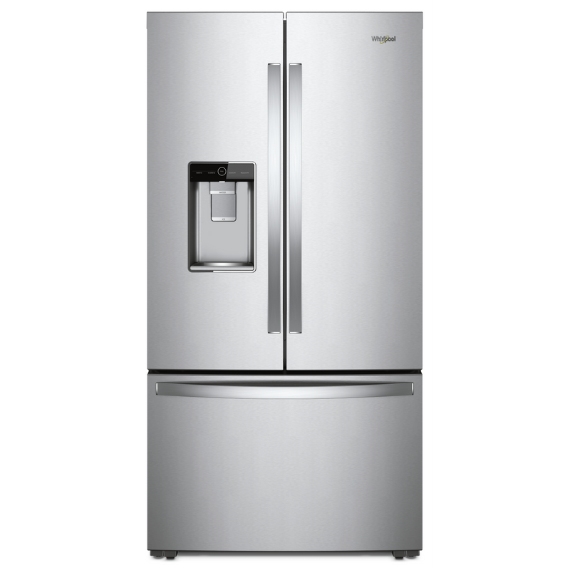 36-inch Wide Counter Depth French Door Refrigerator - 24 cu. ft. WRF954CIHW