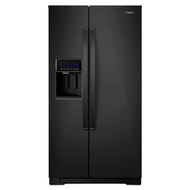 36-inch Wide Side-by-Side Refrigerator - 28 cu. ft. WRS588FIHW