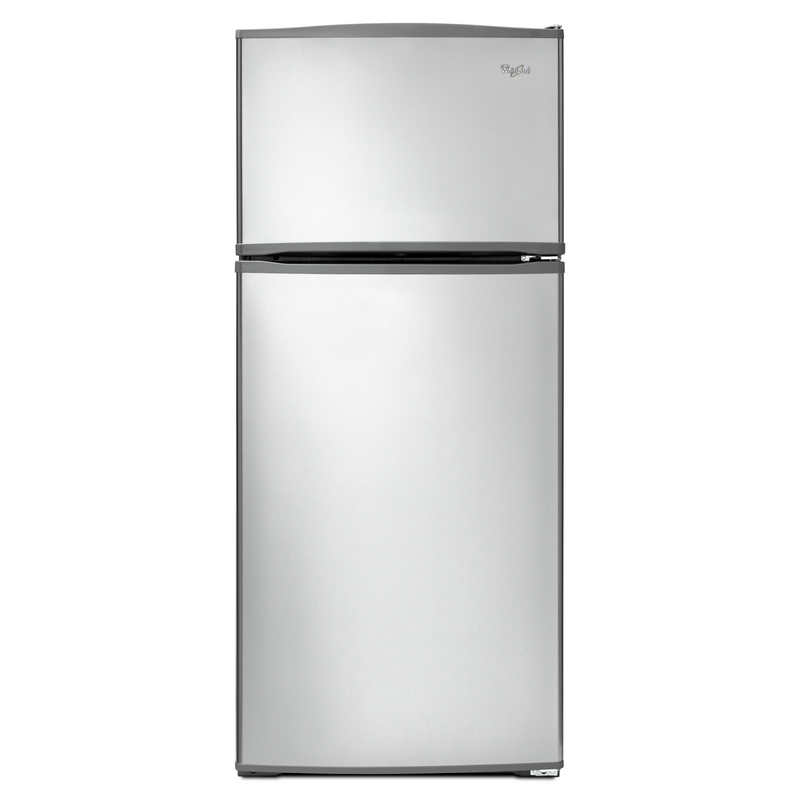 "Whirlpool® 28"" Wide Top-Freezer Refrigerator with Improved Design WRT316SFDM"