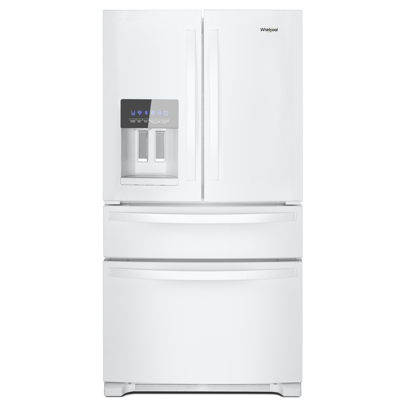 36-Inch Wide French Door Refrigerator - 25 cu. ft. WRX735SDHW