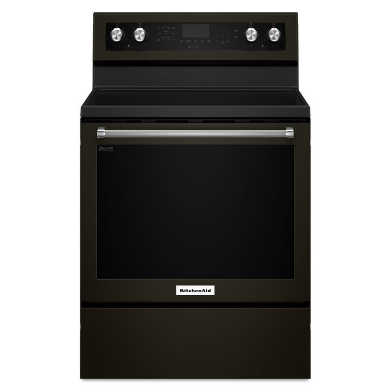30-Inch 5-Element Electric Convection Range YKFEG500EBS