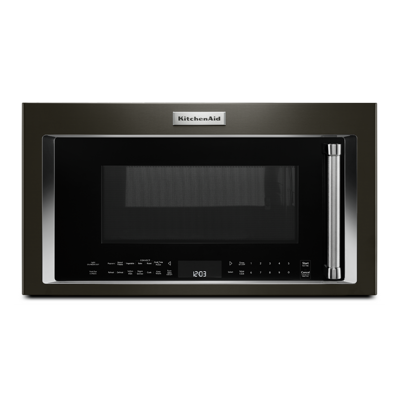 1000-Watt Convection Microwave Hood Combination YKMHC319EBS