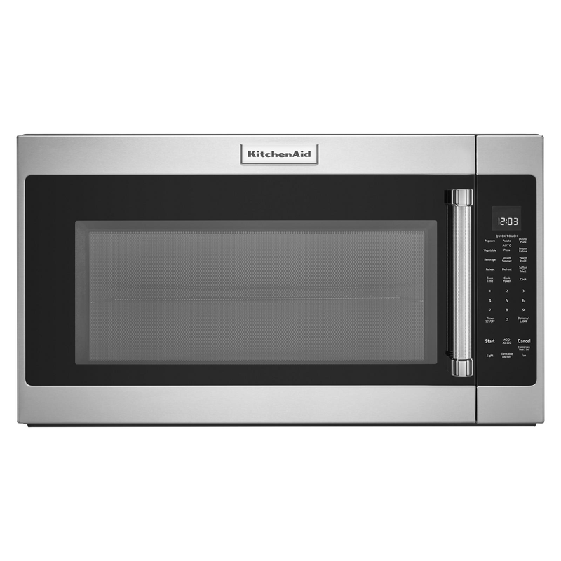 "30"" 950-Watt Microwave Hood Combination YKMHS120KPS"
