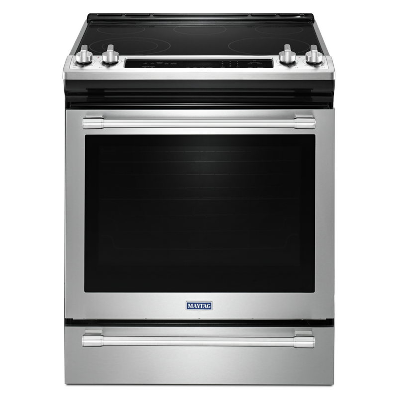 30-INCH WIDE ELECTRIC RANGE WITH TRUE CONVECTION AND POWER PREHEAT - 6.4 CU. FT. YMES8800FZ