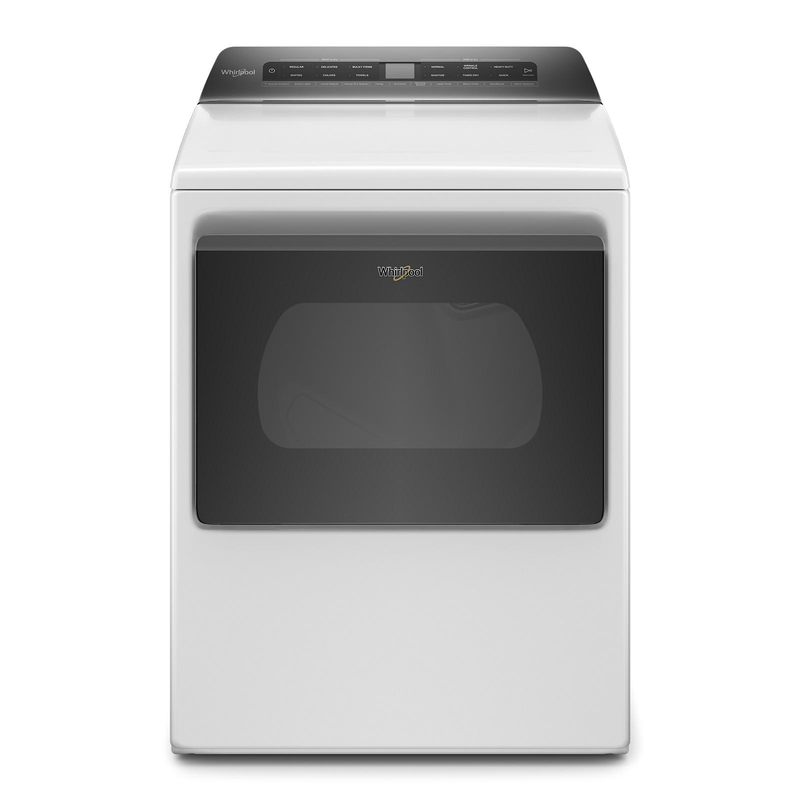 7.4 cu. ft. Smart Top Load Electric Dryer YWED6120HW