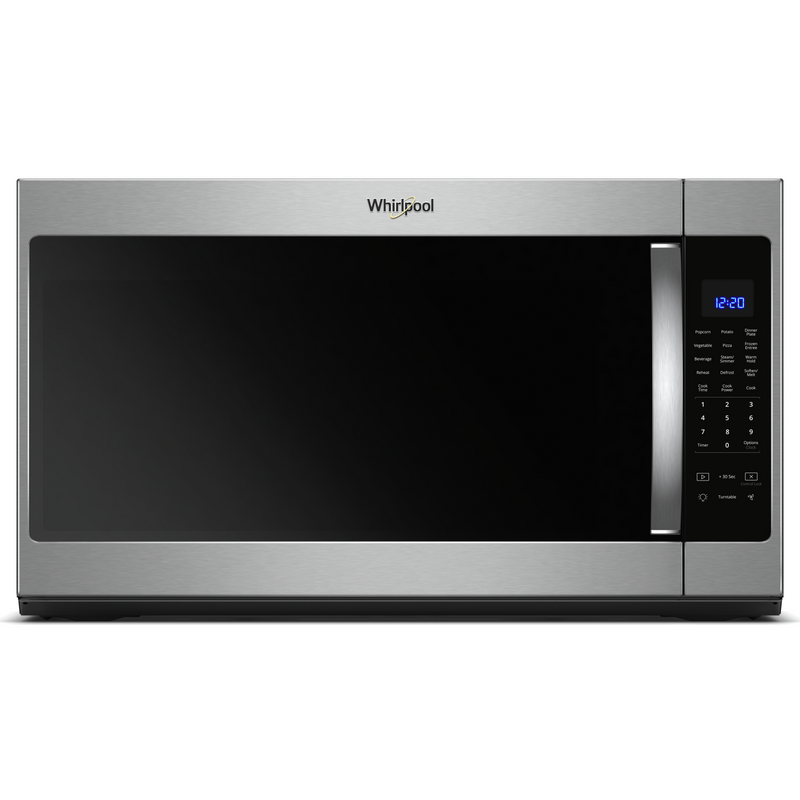 2.1 cu. ft. Over the Range Microwave with Steam cooking YWMH53521HV