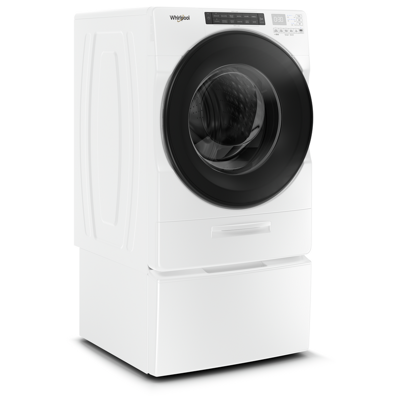 5.2 cu. ft. I.E.C. Closet-Depth Front Load Washer with Load & Go™ XL Dispenser WFW6620HW