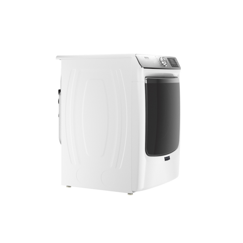 Front Load Gas Dryer with Extra Power and Advanced Moisture Sensing with industry-exclusive extra moisture sensor - 7.3 cu. ft. MGD8630HW