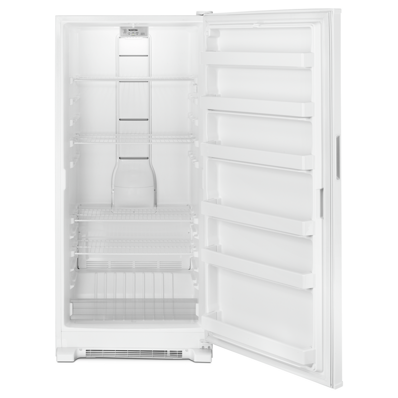 18 cu. ft. Frost Free Upright Freezer with LED Lighting MZF34X18FW