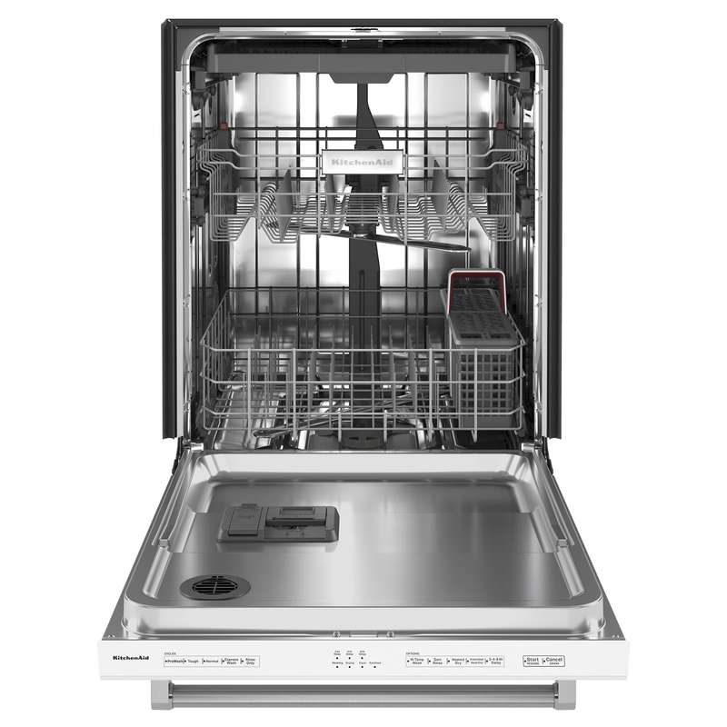 39 dBA Dishwasher with Third Level Utensil Rack KDTE204KWH
