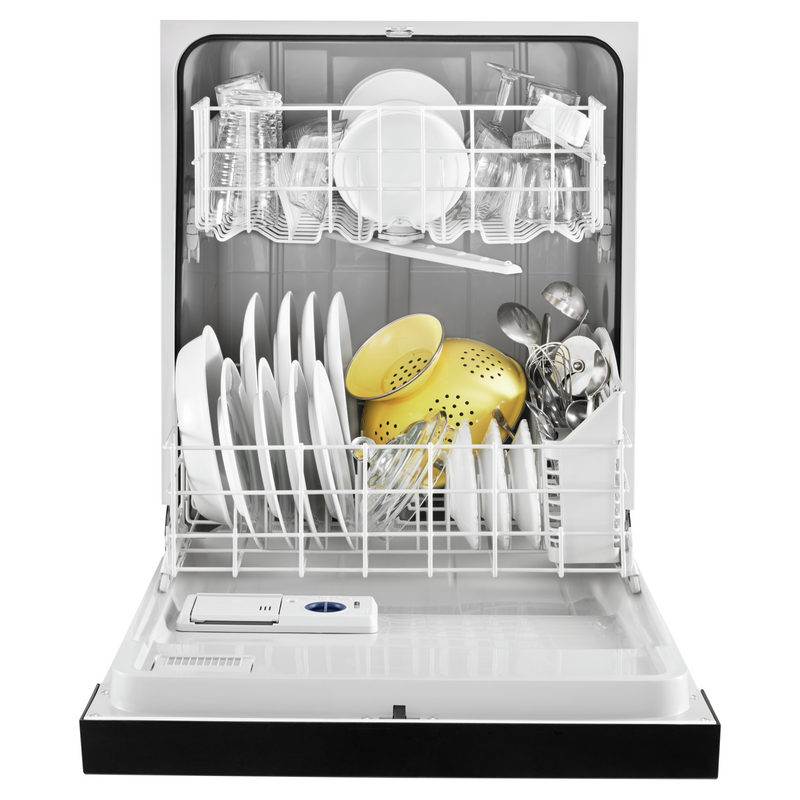 Heavy-Duty Dishwasher with 1-Hour Wash Cycle WDP370PAHB