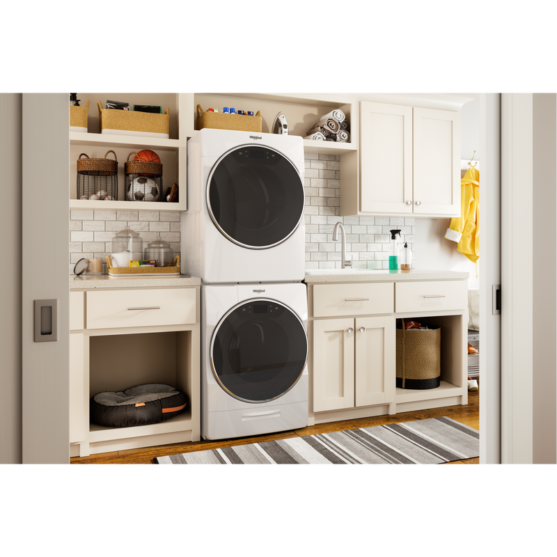 7.4 cu. ft. Smart Front Load Electric Dryer YWED9620HW