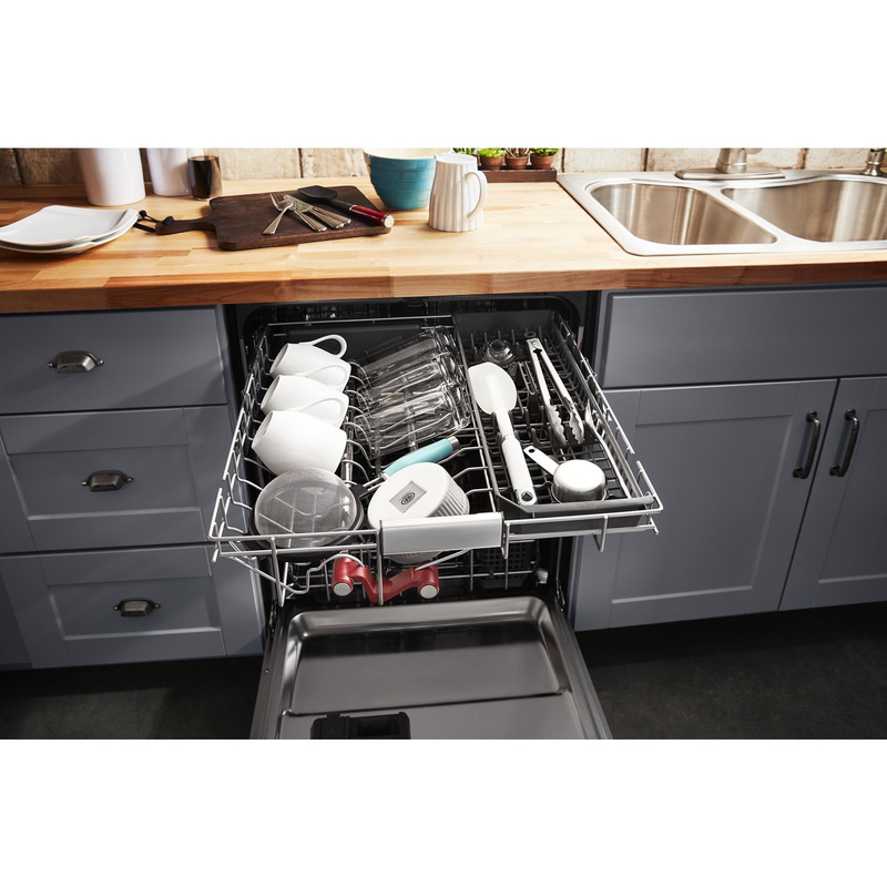 44 dBA Dishwasher with FreeFlex™ Third Rack and LED Interior Lighting KDTM804KPS