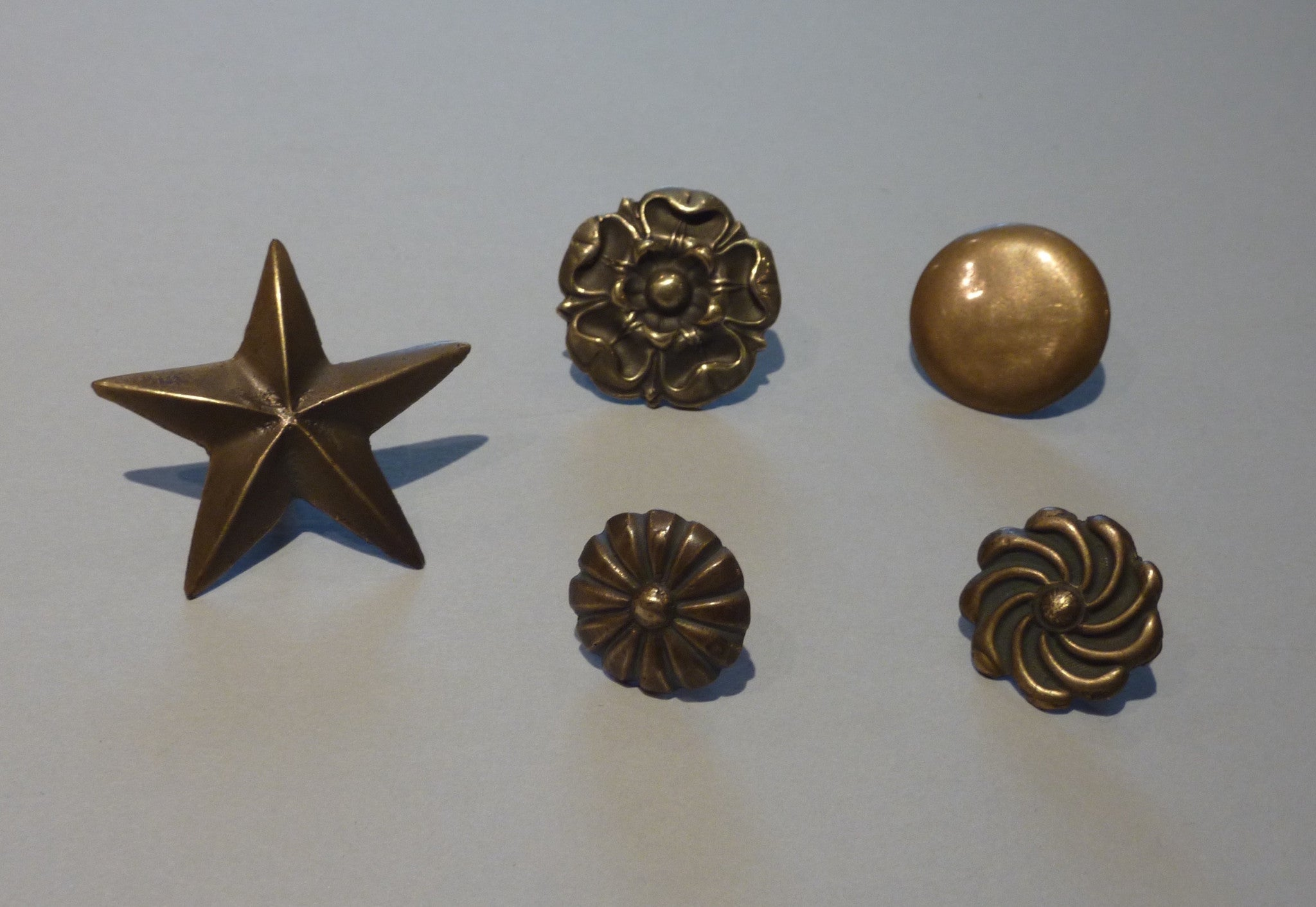 Decorative Studs for Panelled Mirrors