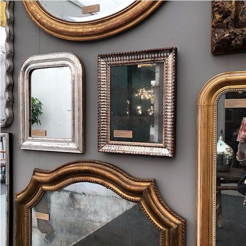 ORIGINAL ANTIQUE MIRRORS