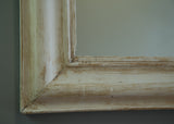 French Gesso Mirror - SOLD